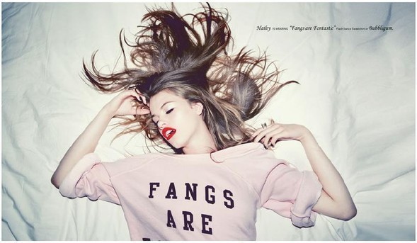 Vampires are forever! от wildfox couture. Изображение № 5.