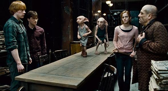 Премьера: Гарри Поттер и Дары Смерти: Часть 1. Изображение № 11.