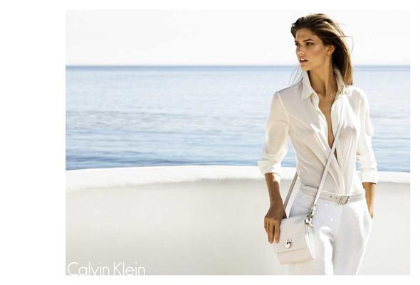 Изображение 2. Превью кампаний: Calvin Klein White Label, Diane Von Furstenberg и Isabel Marant.. Изображение № 2.