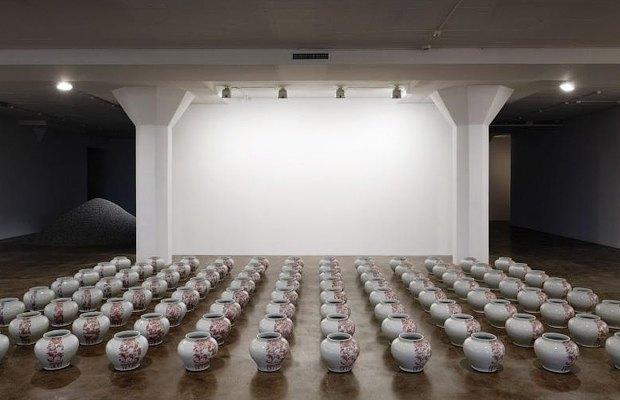 «Упс»: Как люди случайно пачкают, разбивают и съедают современное искусство. Изображение № 6.