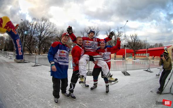 Red Bull Crashed ICE отборочный этап (Москва, Парк Горького). Изображение № 11.