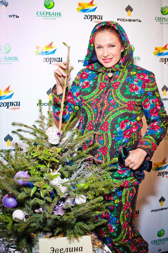 Открытие зимнего сезона на катке «Горки-Город» на Патриарших прудах. Изображение № 2.