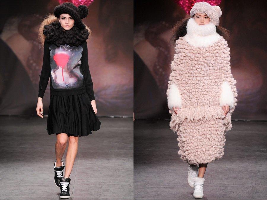 Неделя моды в Лондоне:  Дни 2 и 3. Изображение № 31.