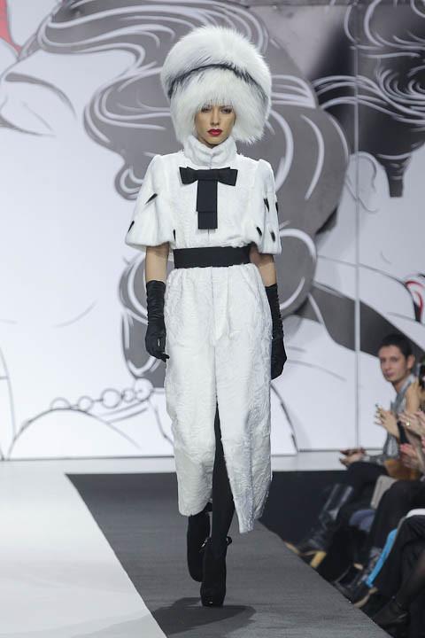 """Коллекция """"La Femme Magnifique"""" Модного Дома Игоря Гуляева. Изображение № 3."""