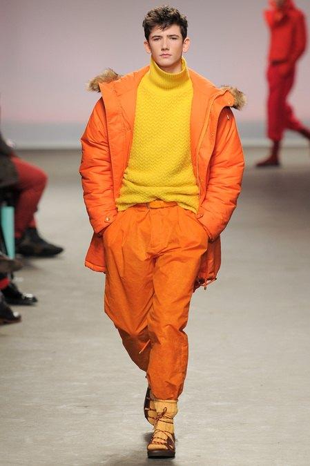 Началась Неделя мужской моды в Лондоне. Изображение № 10.