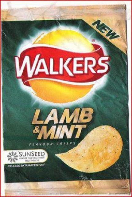 Несъедобное съедобно - какие бывают чипсы. Изображение № 56.