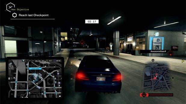 Ubisoft выпустила мобильную игру по Watch Dogs . Изображение № 3.