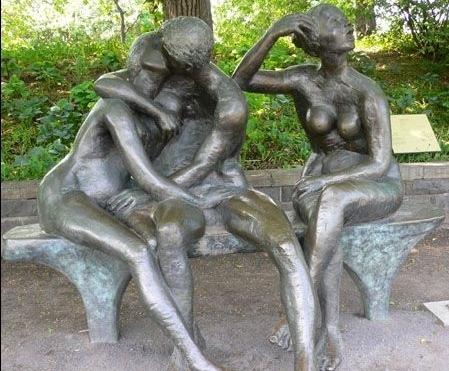Сумасбродные скульптуры. Изображение № 11.