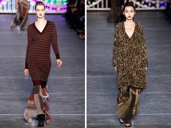 Изображение 5. Показы на Paris Fashion Week FW 2011: день 5 и 6.. Изображение № 18.