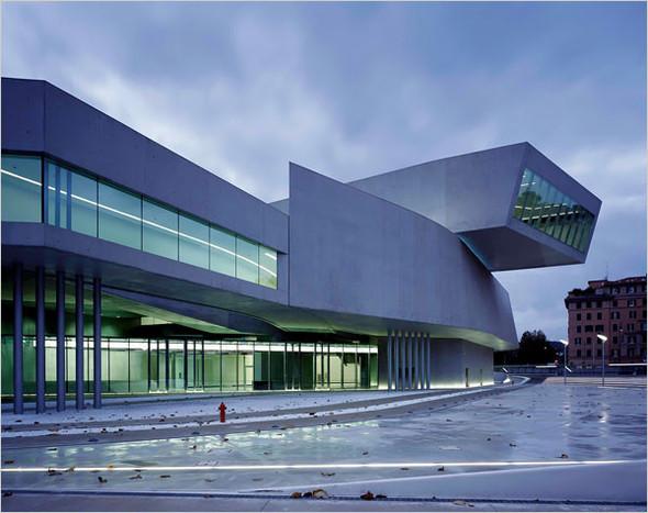 Новые музеи современного искусства: Рим, Катар и Тель-Авив. Изображение №3.