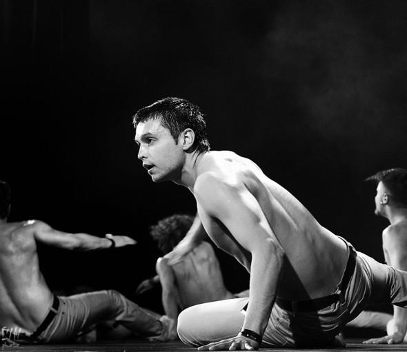 """Фотоотчет с закрытия театрального сезона театра танца """"Искушение"""".. Изображение № 7."""