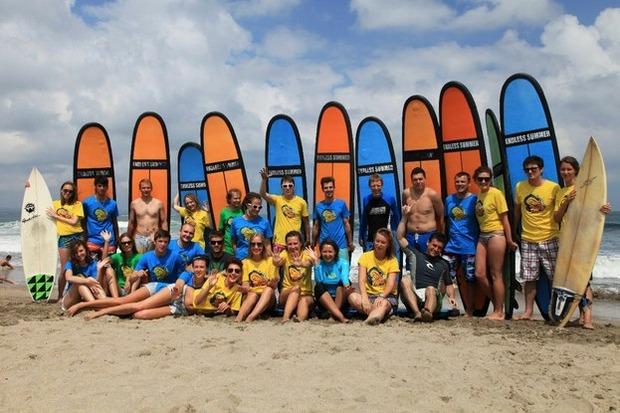 SurfsUpCamp — История нашего лета. Изображение № 1.