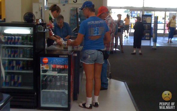 Покупатели Walmart илисмех дослез!. Изображение № 108.