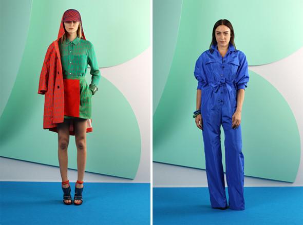 Показы Paris Fashion Week SS 2012: День 6. Изображение № 7.