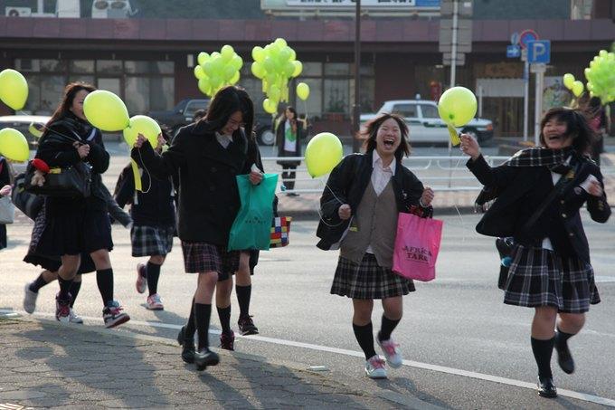 Акция Monday Morning в Японии. Изображение № 2.