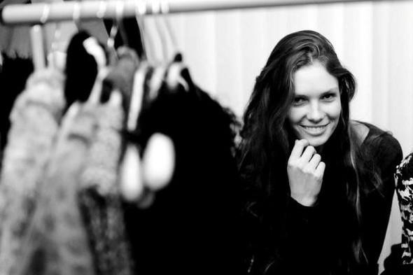 BACKSTAGE: Liudmila Norsoyan весна-лето 2012. Изображение № 6.