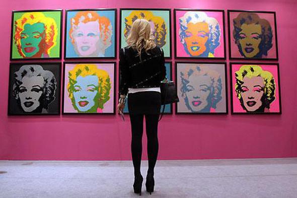 Pop-art. Яркий мир. Изображение № 30.