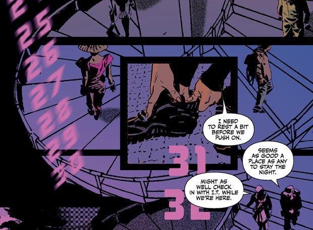 35 комиксов лета. Изображение № 8.