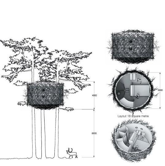 Treehotel. Изображение № 6.