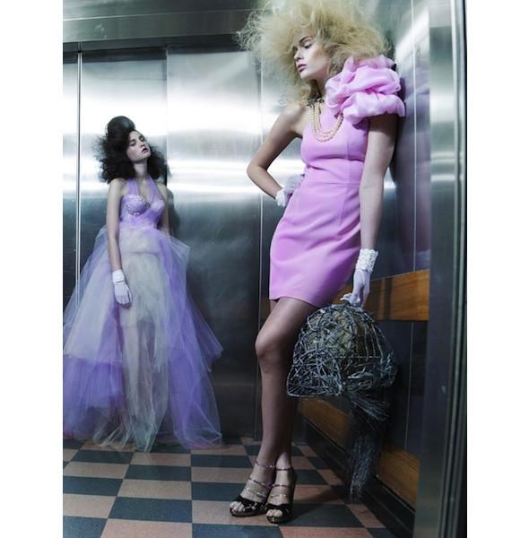 Новые съемки: Numero, Playing Fashion, Tangent и Vogue. Изображение № 29.