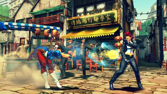 Street Fighter 4. Изображение № 3.