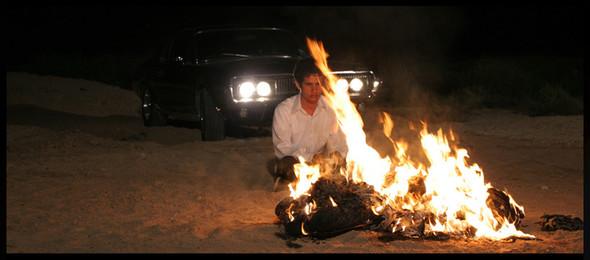 """""""Сентиментальный убийца машин"""" Омара Родригеса Лопеса. Изображение № 7."""