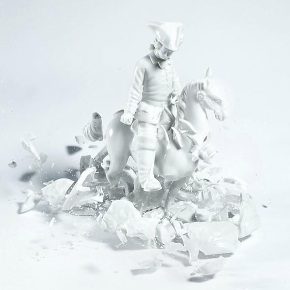 Когда разбитый фарфор становится искусством. Изображение № 3.