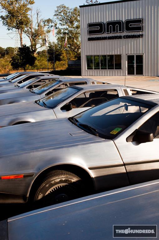 DeLorean. Автомобиль-легенда. Часть 1. Изображение № 7.