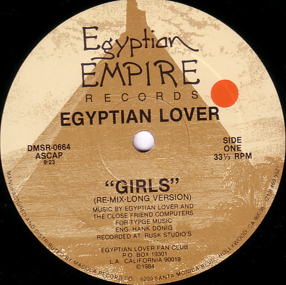 The Egyptian Lover. Изображение № 14.