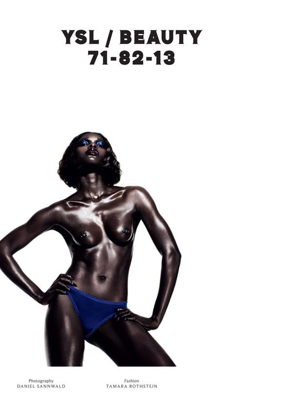 Новые съемки Dazed & Confused, Vogue, Pop и Madame Figaro. Изображение № 9.