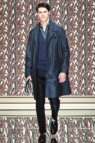 Неделя мужской моды в Милане: День 1. Изображение № 22.
