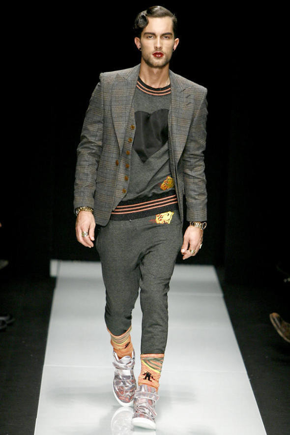 Изображение 106. Milan Fashion Week. Часть 1.. Изображение № 122.