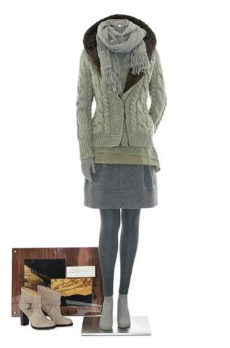 Brunello Cucinelli: лукбук осень-зима 2011/2012. Изображение № 94.