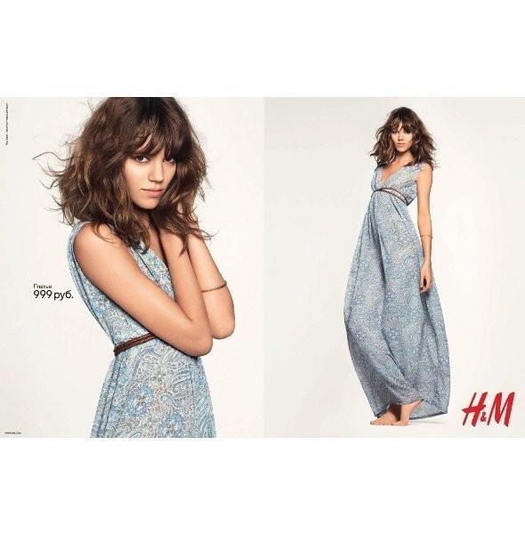 Рекламные кампании: H&M, Benetton и другие. Изображение № 9.