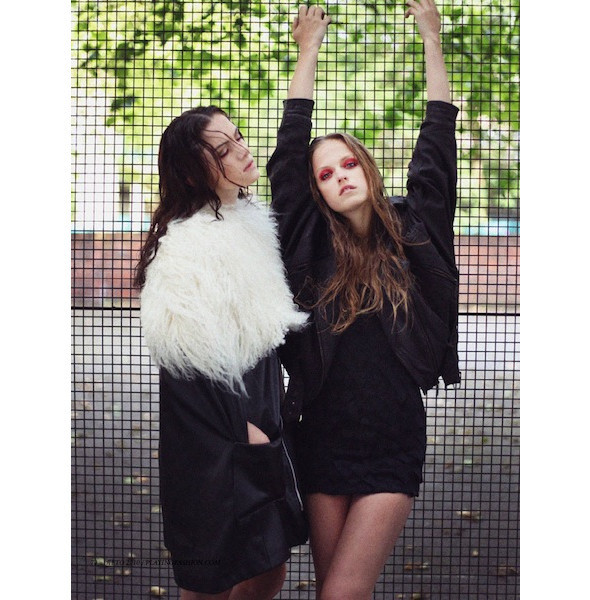 Новые съемки: Numero, Playing Fashion, Tangent и Vogue. Изображение № 26.