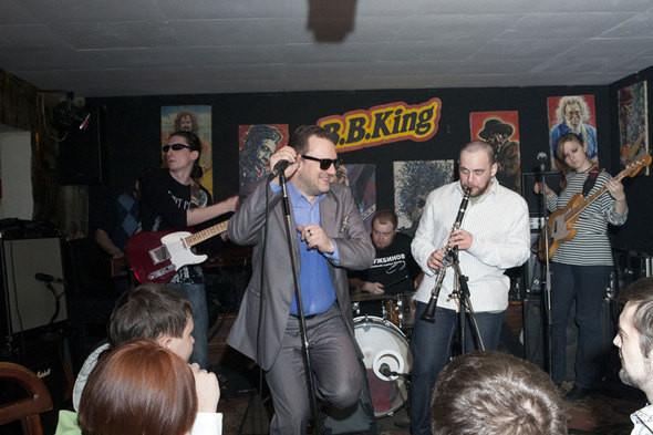 Изображение 9. Mishouris Blues Band в клубе B B King в декабре 2010 Часть 2.. Изображение № 9.