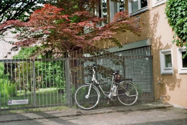 Прогулки с Зенитом: Мой друг - велосипед. Изображение № 4.