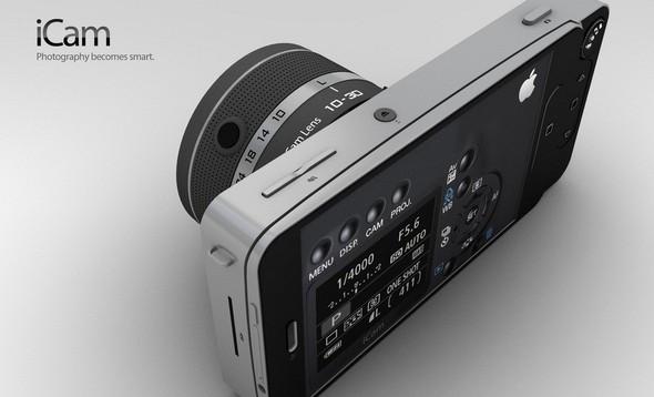 ICam - сделай фотоаппарат из своего iPhone или iPod. Изображение № 7.