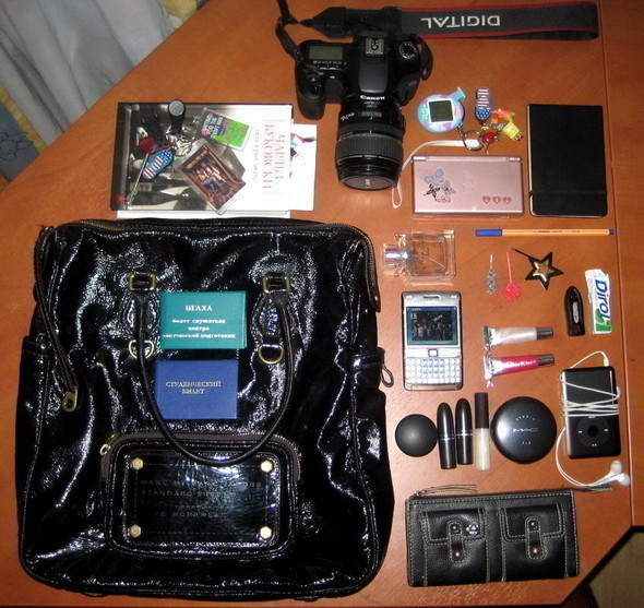 Look at Me: What's in your bag? Часть 2. Изображение № 30.