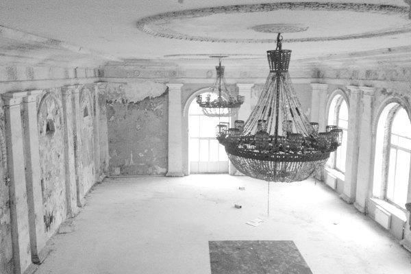 Петербуржский креативный проект «Четверть» выселяют из здания. Изображение № 1.