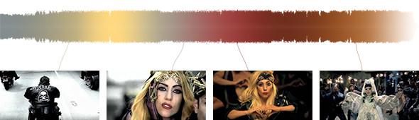 Изображение 2. Клип дня: Леди Гага.. Изображение № 1.