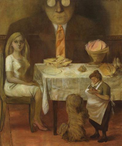 Доротея Таннинг «Портрет семьи». Изображение № 6.