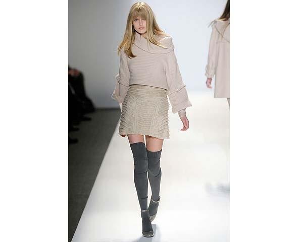 Неделя моды в Нью-Йорке: второй день. Изображение № 49.