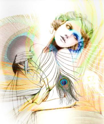 Изображение 34. Акварельные иллюстрации Caroline Andrieu.. Изображение № 34.