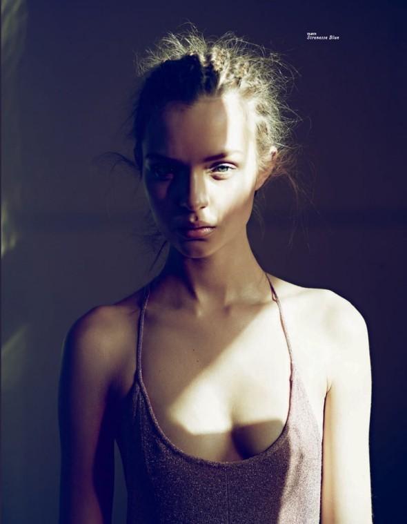 Съемки: Vogue, Elle, Tush и другие. Изображение № 21.