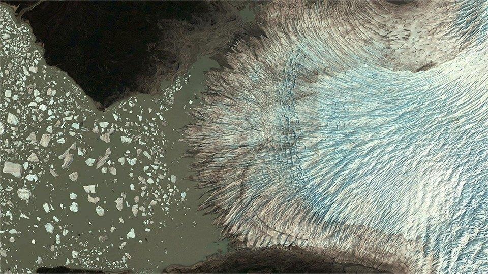 35 фотографий  из Google Earth,  которым сложно поверить. Изображение № 14.
