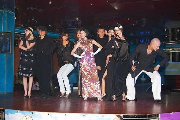 """1й шоу-конкурс дизайнеров-модельеров Cadmea Victoria"""". Изображение № 1."""