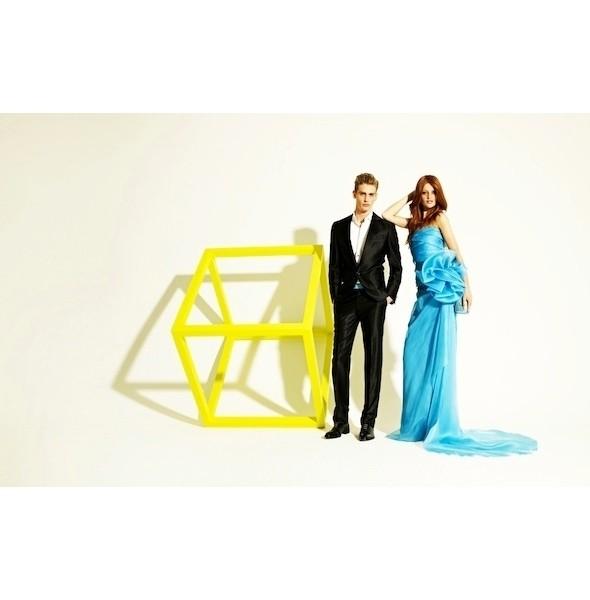Изображение 35. Рекламные кампании: Calvin Klein White Label, Enrico Coveri и Kenzo.. Изображение № 35.