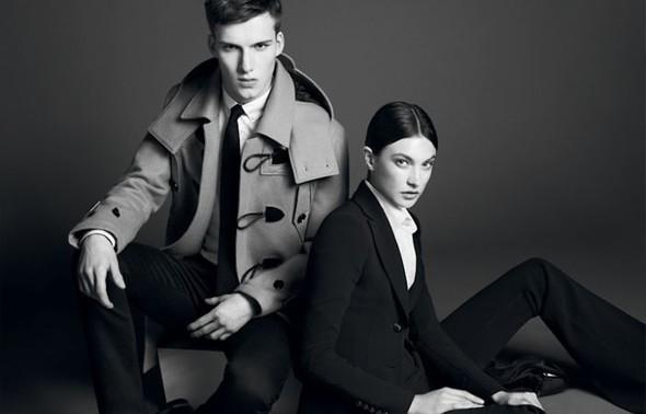 Мужские кампании: Bottega Veneta, Burberry Black Label и другие. Изображение № 8.
