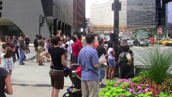 Съемки Трансформеров 3 в Чикаго. Изображение № 45.